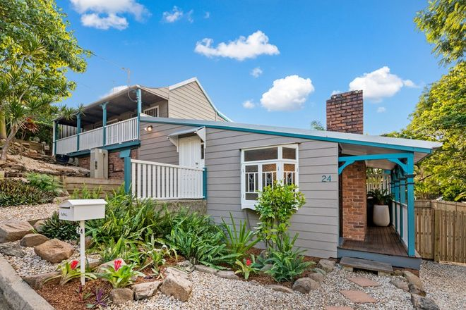 Picture of 24 Pleasant Street, RED HILL QLD 4059
