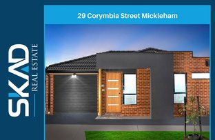 Picture of 29 Corymbia Street, Mickleham VIC 3064