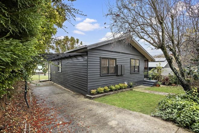 Picture of 81 Raglan Street, DAYLESFORD VIC 3460