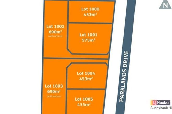 Picture of Lot 1003/49-55 Parklands Drive, BORONIA HEIGHTS QLD 4124