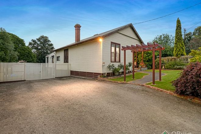 Picture of 25 Pearson Street, BUNYIP VIC 3815