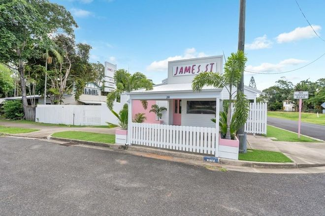 Picture of 4/26 James Street, CAIRNS NORTH QLD 4870