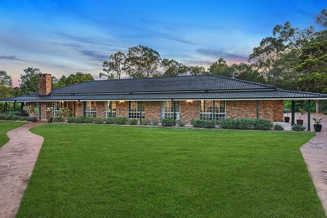 Picture of 10 Nutwood Lane, WINDSOR DOWNS NSW 2756