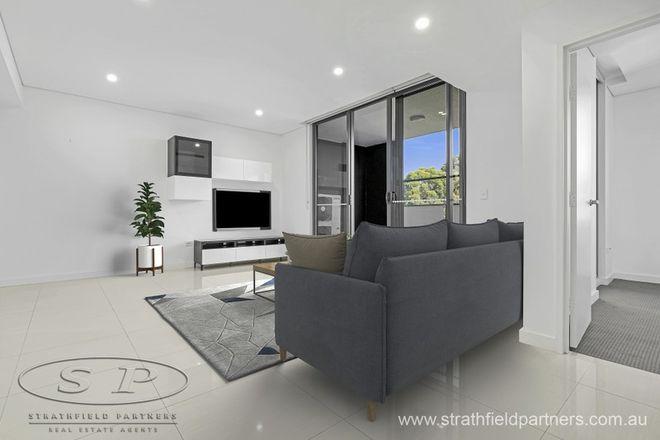 Picture of 1505/1A Morton Street, PARRAMATTA NSW 2150