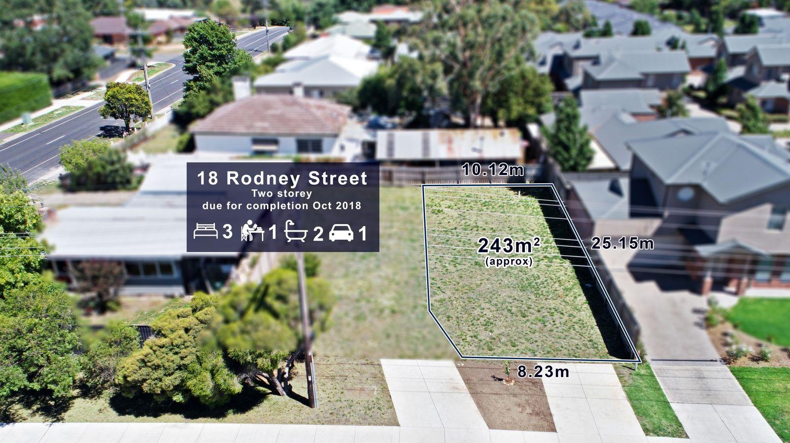 18 Rodney Street, Gisborne VIC 3437, Image 0