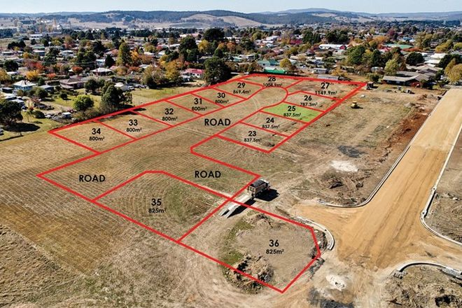 Picture of Lot 25 Springfield Street, OBERON NSW 2787