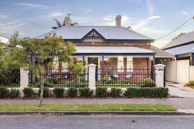Picture of 13 Ramsgate Street, GLENELG SOUTH SA 5045