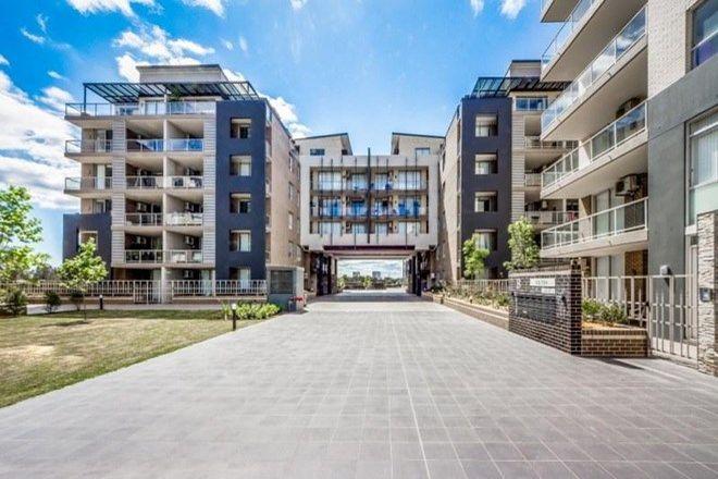 Picture of e509/78 Marlborough Road, HOMEBUSH WEST NSW 2140