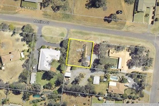 Picture of 43 MERILBA STREET, NYNGAN NSW 2825