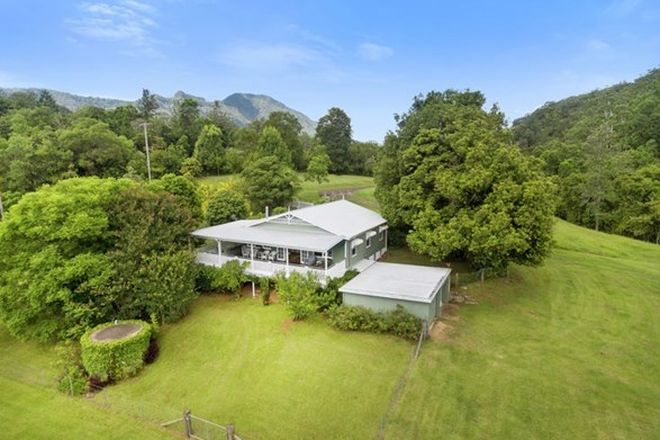 Picture of 3104 Kyogle Road, MOUNT BURRELL NSW 2484