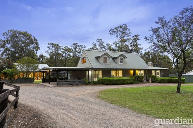 Picture of 549 Old Stock Route Road, PITT TOWN NSW 2756