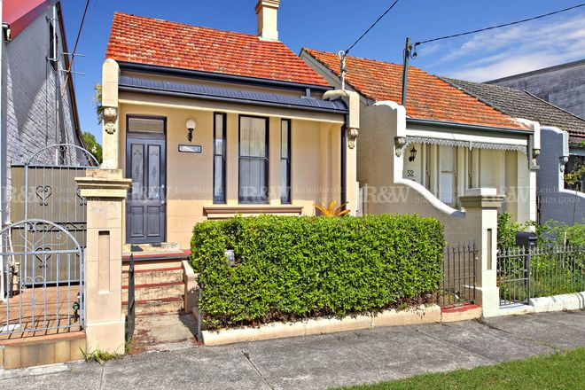 Picture of 50 Cromwell Street, LEICHHARDT NSW 2040