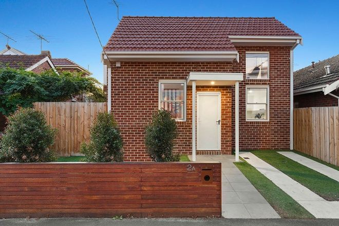 Picture of 2A Westbank Terrace, RICHMOND VIC 3121