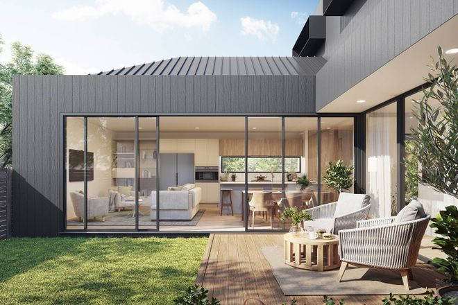 Picture of 1&2/35 Young Street, OAKLEIGH VIC 3166