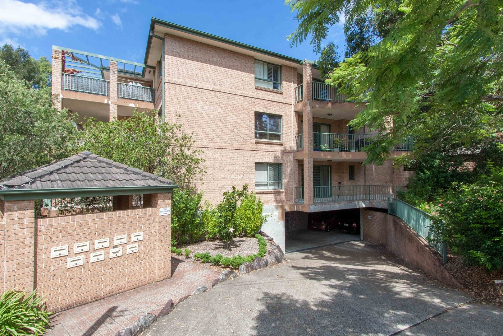 1/4-6 Bellbrook Avenue, Hornsby NSW 2077, Image 0
