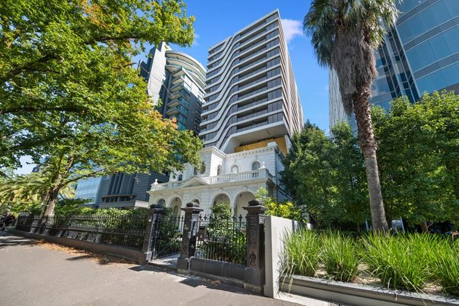 Picture of 1307/478 St Kilda Road, MELBOURNE VIC 3004