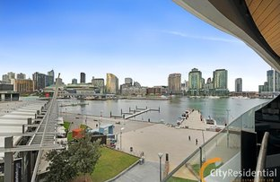 Picture of 305/2 Glenti Place, Docklands VIC 3008