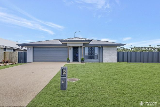 Picture of 2 Polmaise Place, HIDDEN VALLEY QLD 4703