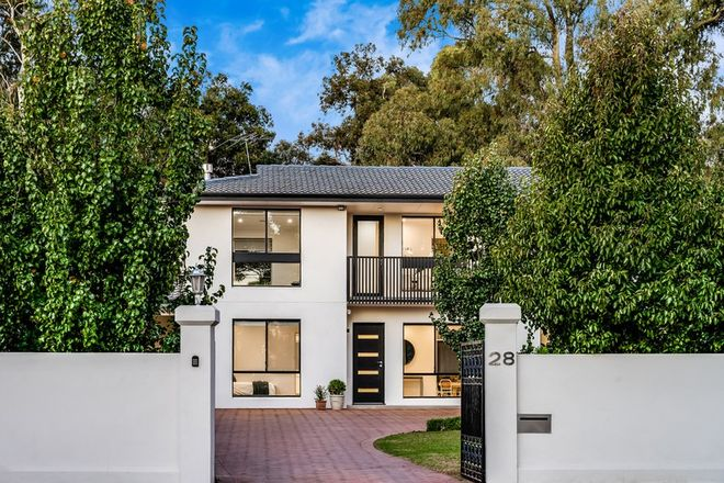 Picture of 28 Hallett Road, WATTLE PARK SA 5066