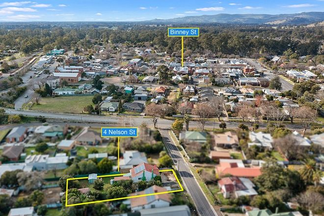 Picture of 4 Nelson Street, EUROA VIC 3666