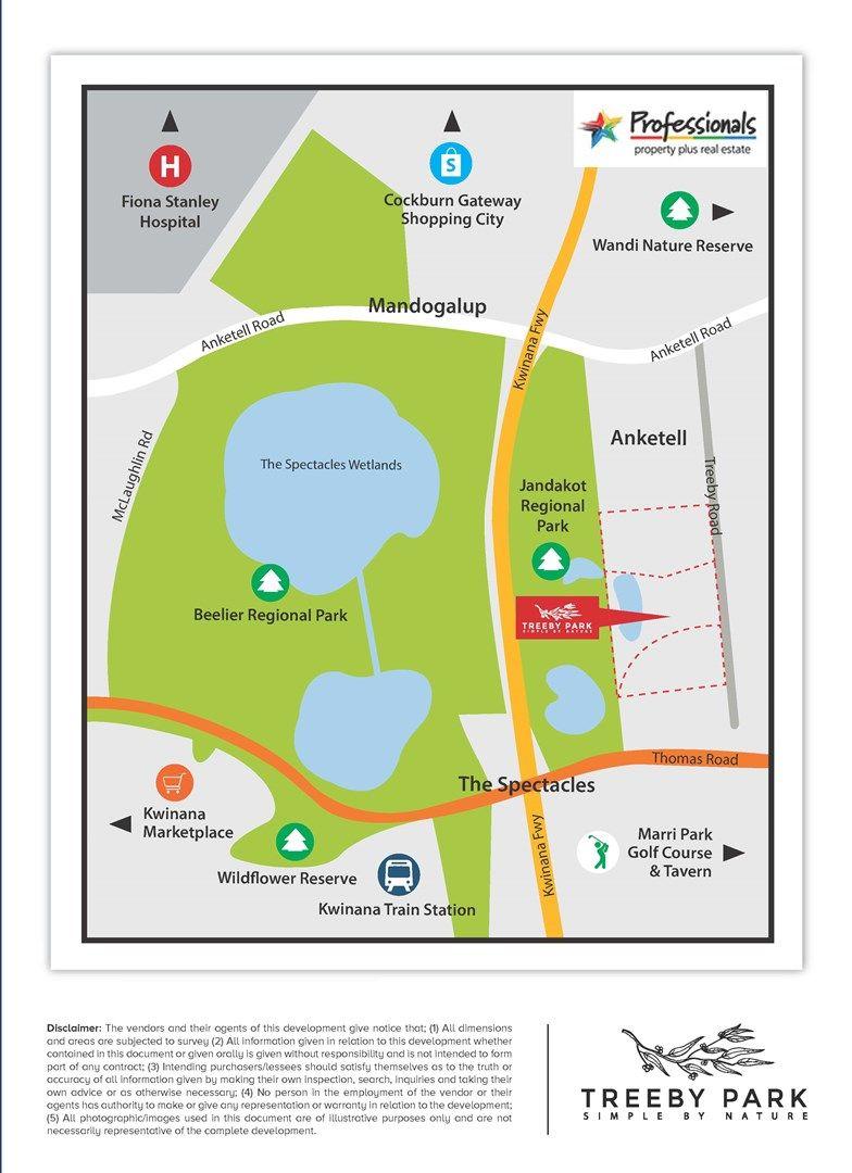 Lot 116 Broadwater Avenue, Anketell WA 6167, Image 1