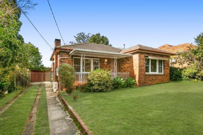 Picture of 24 Edenlee Street, EPPING NSW 2121
