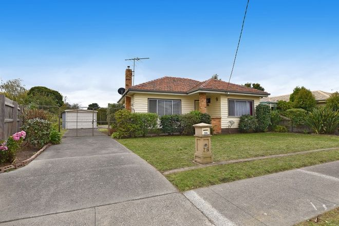 Picture of 26 Maher Street, FAWKNER VIC 3060