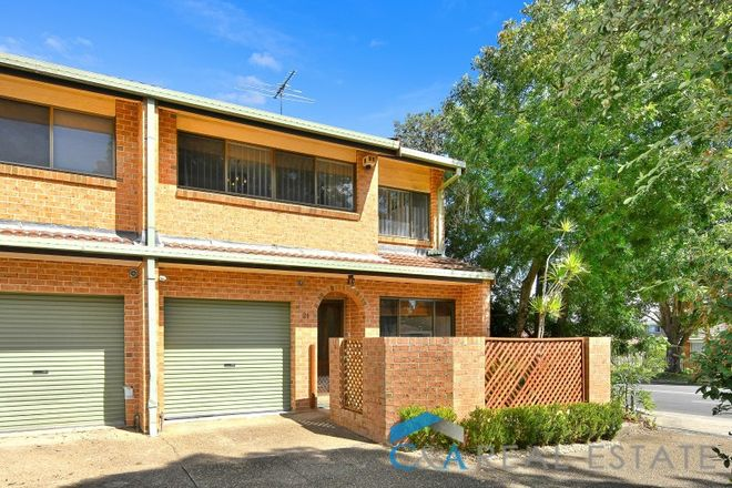 Picture of 21/149 Auburn Road, YAGOONA NSW 2199