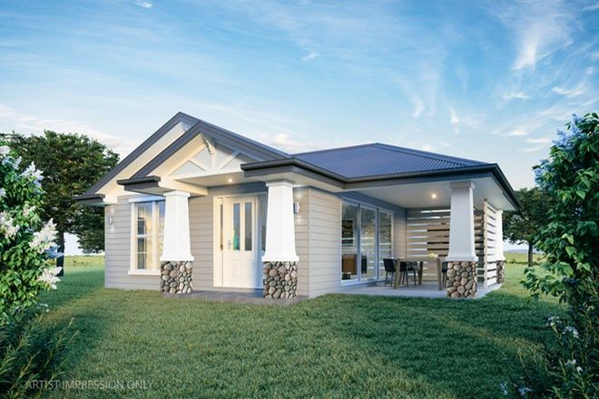 Picture of LOT 19 CHURCH STREET, HORTON QLD 4660