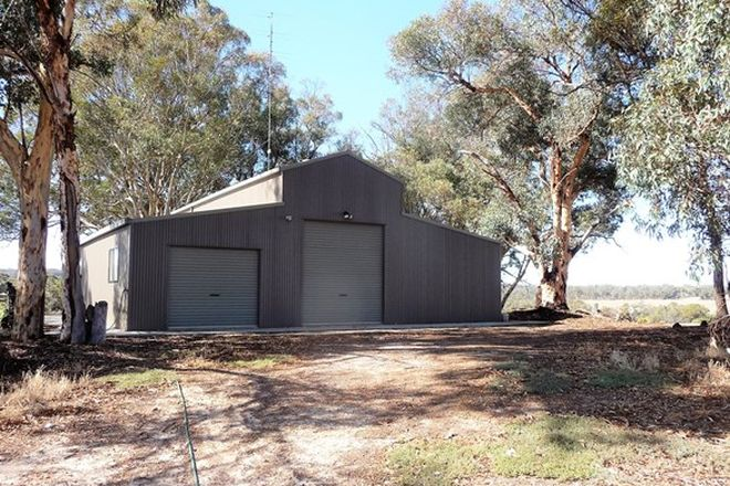 Picture of 194 TALBOT HALL ROAD, TALBOT WA 6302