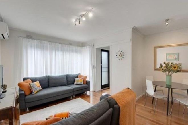 Picture of 4/372 Auburn Road, HAWTHORN VIC 3122