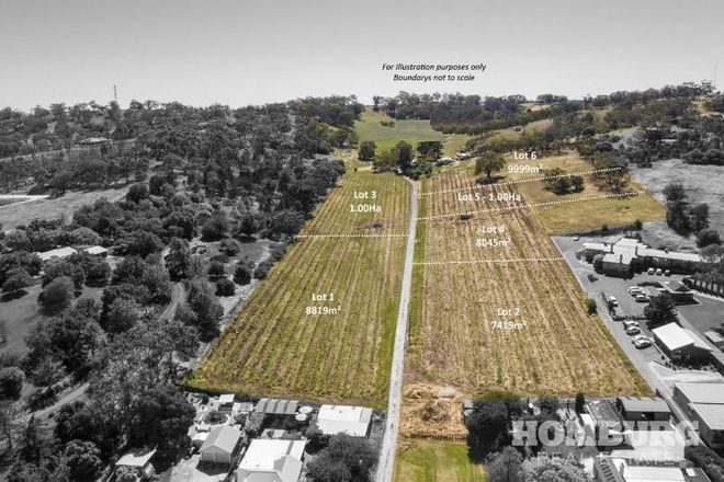 Picture of Lots 1-6 25 North Street, ANGASTON SA 5353