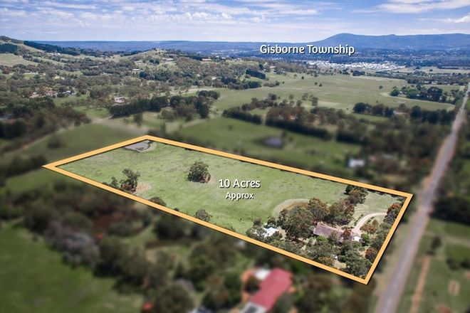 Picture of 125 McGeorge Road, GISBORNE SOUTH VIC 3437