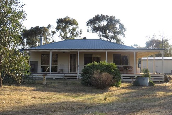 Picture of 330 Springflat Road, HEATHCOTE VIC 3523