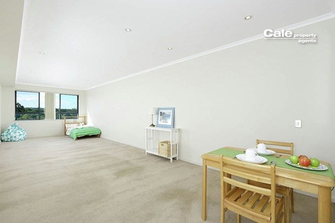 Picture of 301/76 Rawson Street, EPPING NSW 2121