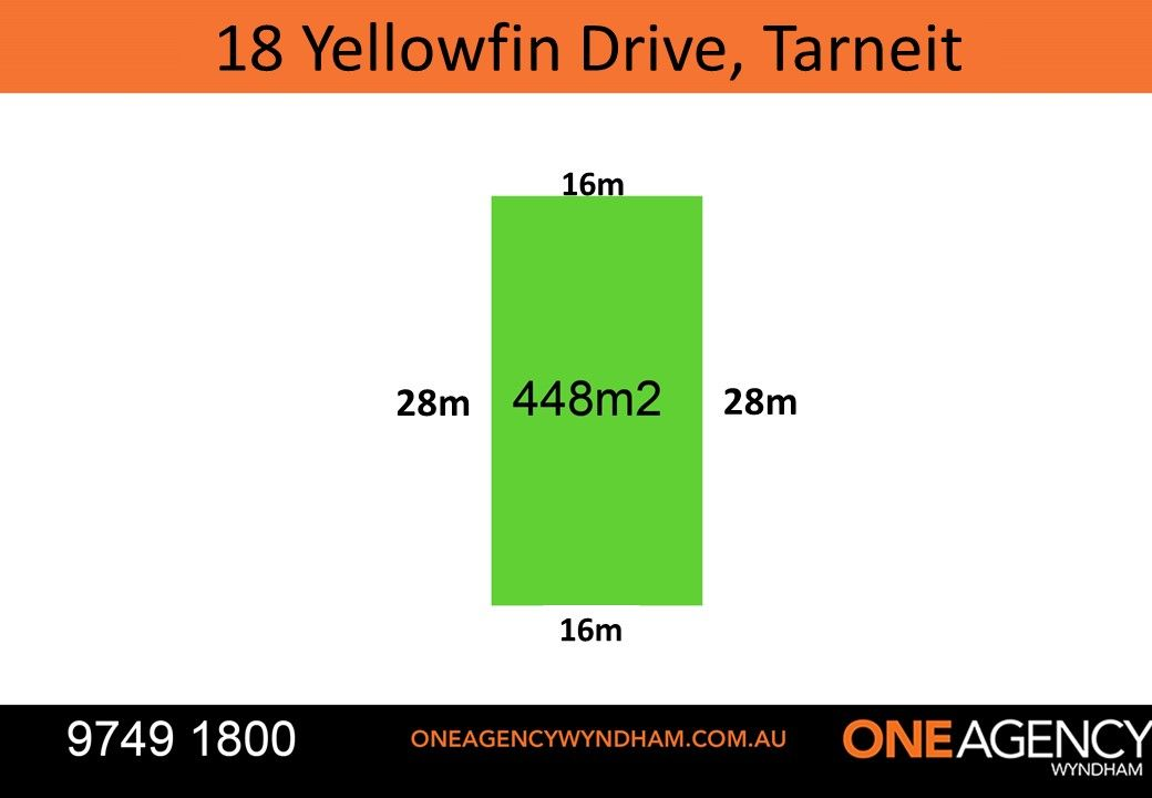 18 Yellowfin Drive, Tarneit VIC 3029, Image 1