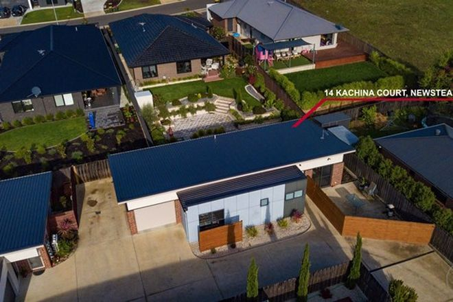 Picture of 2/14 Kachina Court, NEWSTEAD TAS 7250