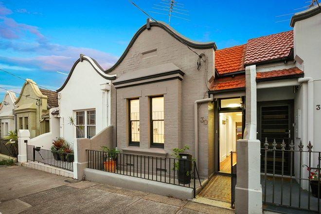 Picture of 30 Emily Street, LEICHHARDT NSW 2040