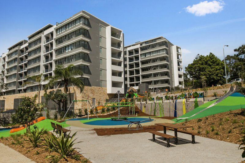 2 bedrooms Apartment / Unit / Flat in 107/8 Waterviews Drive LANE COVE NSW, 2066