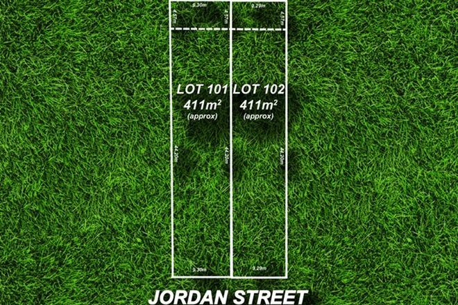 Picture of Lot 101 and 102/5 Jordan Street, RIDGEHAVEN SA 5097