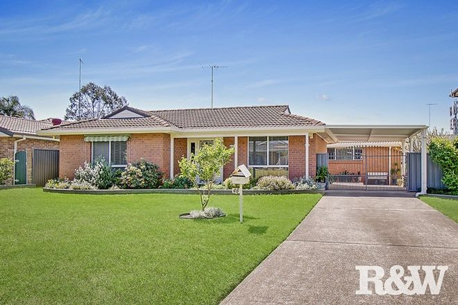 Picture of 46 Windrush Circuit, ST CLAIR NSW 2759