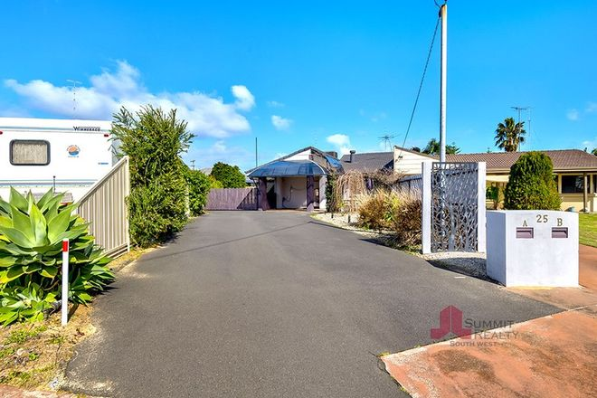 Picture of 25A Duncan Way, EAST BUNBURY WA 6230