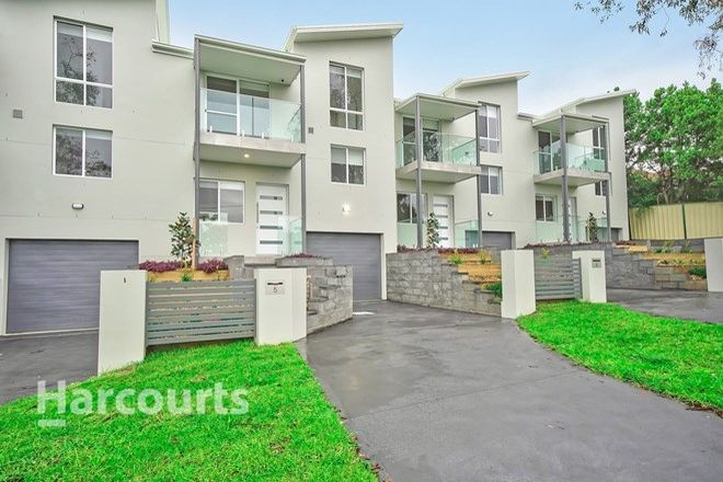 Picture of 5/140-142 Lindesay Street, CAMPBELLTOWN NSW 2560