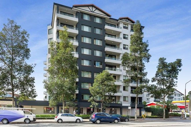 Picture of 138/208-226 Pacific Highway, HORNSBY NSW 2077