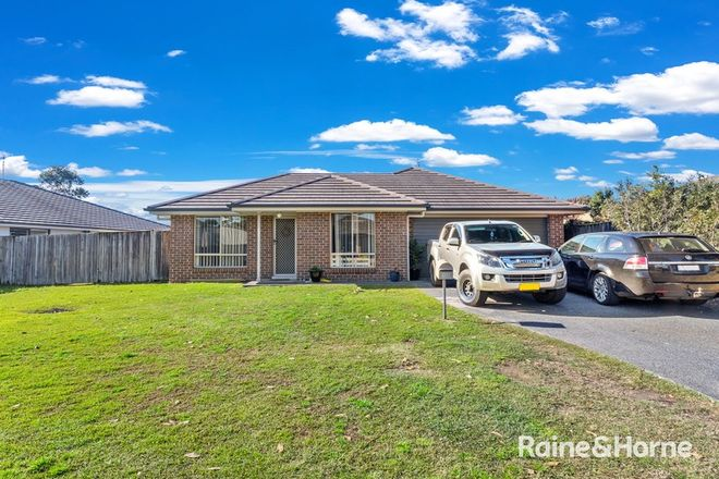 Picture of 12 Pyramus Way, TANILBA BAY NSW 2319