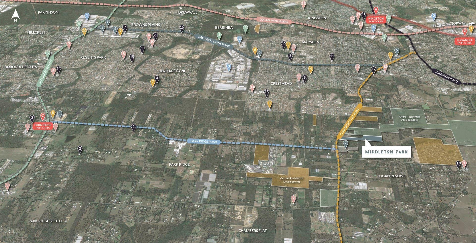 Lot 142 New Road, Logan Reserve QLD 4133, Image 1
