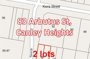83a Arbutus Street, Canley Heights NSW 2166