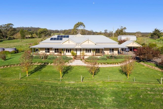 Picture of 950 Daylesford Malmsbury Road, GLENLYON VIC 3461