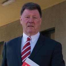 Allan Barry, Sales representative