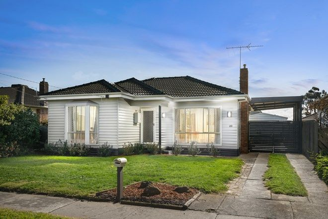 Picture of 20 First Avenue, MELTON SOUTH VIC 3338